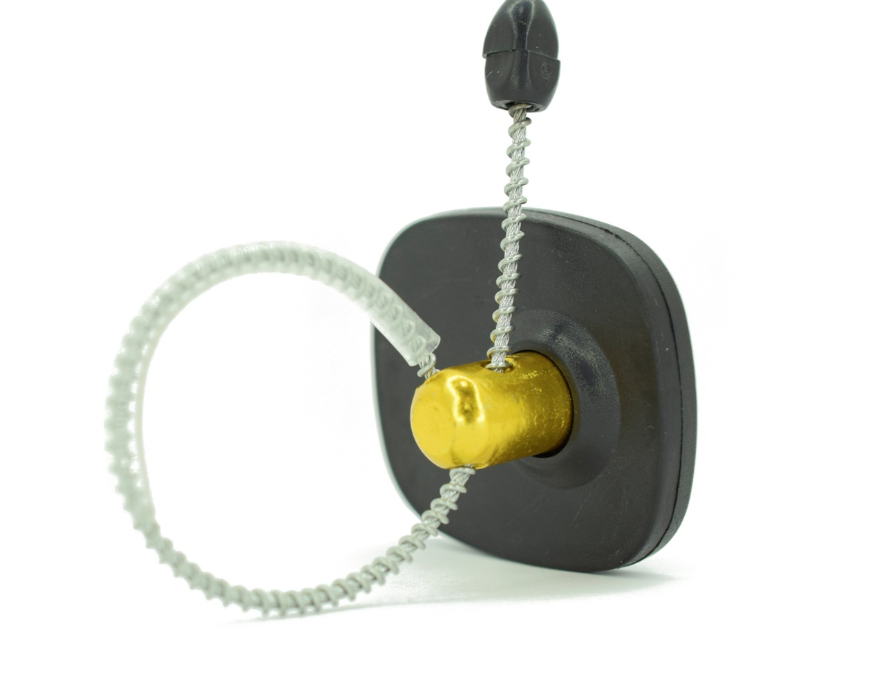 Противоклажный датчик для товара в бутылках