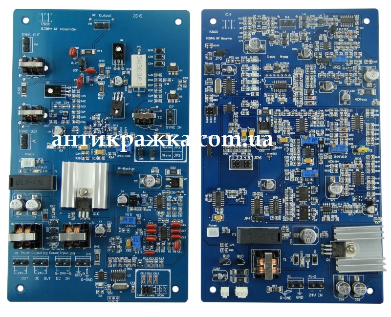 rf eas boards 3920